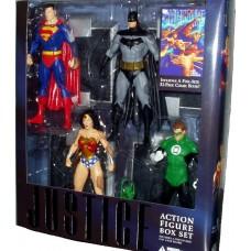 Justice: Box Set / Лига Справедливости: 4 фигурки