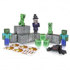Minecraft Papercraft: Hostile Mobs / Бумажный конструктор: Враждебные мобы