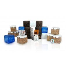 Minecraft Papercraft: Snow Set / Бумажный конструктор: Снежный Биом
