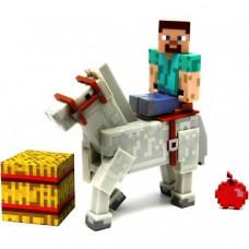 Steve and Horse  / Стив и Лошадь