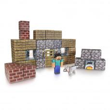 Minecraft Papercraft: Shelter Pack / Бумажный конструктор: Убежище