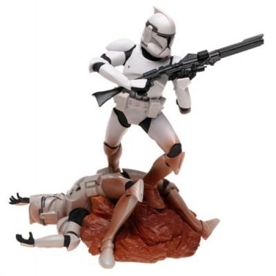 Clone Trooper: Unleashed serious / Солдат-клон