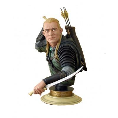 Legolas: Legendary Scale Bust / Леголаса: Бюст