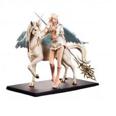 Elf Female & Pegasus