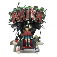 Akira and Throne