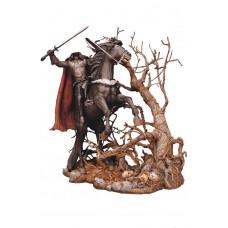 The Headless Horseman: Diorama / Всадник без головы
