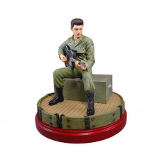 Elvis In The Army Limited Edition Statue KunckleBonz