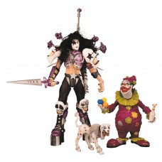 Kiss - Paul Stanley The Jester Psycho Circus