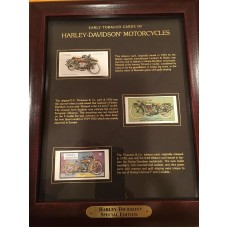 Harley Davidson Tobacco Card Collection - Special Edition