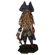 Davy Jones - Pirates of the Caribbean - head knocker / Дэйви Джонс - Пираты Карибского моря - башкотряс