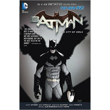 Batman Vol. 2: The City of Owls (the New 52) by Greg Capullo