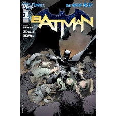 Batman: The Court of Owls vol. 1 (The New 52)