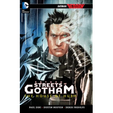 Batman: Streets of Gotham the House of Hush