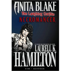 Anita Blake: the Laughing Corpse Necromancer / Анита Блейк