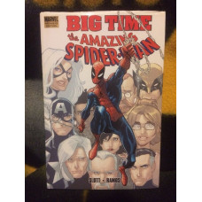 Spider Man The Amazing Big Time Premier Edition