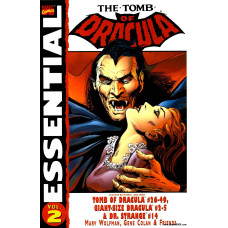 Essential the Tomb of Dracula vol. 2