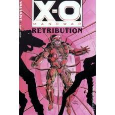 X-O Manowar Retribution