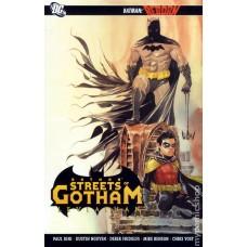 Batman: Reborn Streets of Gotham Leviathan