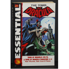 Essential the Tomb of Dracula vol. 3