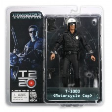 Motorcycle Cop - Terminator 2