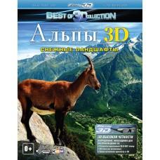 Альпы: Снежные ландшафты (Blu-ray)