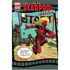 Prelude to Deadpool Corps №1