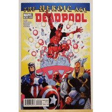 Deadpool Vol 2 #23