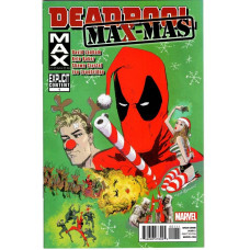 Deadpool MAX X-Mas Special Vol 1 #1