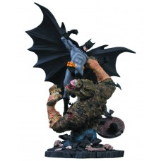 Batman vc Killer Croc / Бэтмен против Убийцы Крок