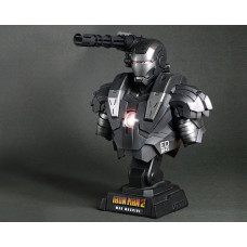 Iron Man 2 — War Machine Bust