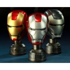 Iron Man 2 — Helmet Replica Set