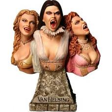 Van Helsing - Dracula's Brides Bust / Невесты Дракулы